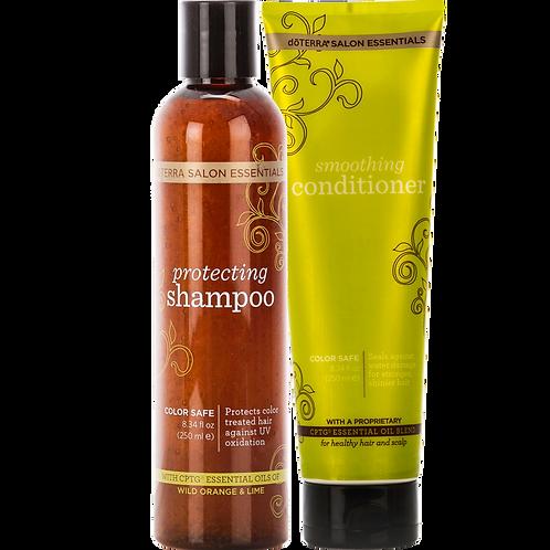 doTERRA Shampoo & Conditioner