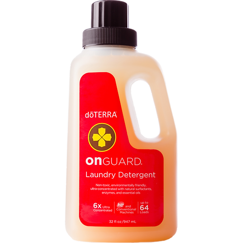 doTERRA On Guard Laundry Detergent 32 oz