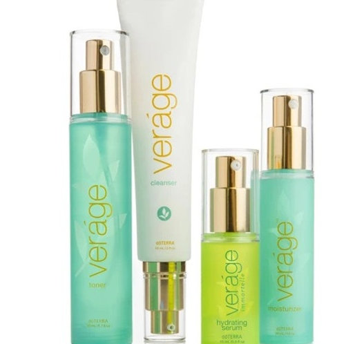 doTERRA Veráge™ Skin Care Collection