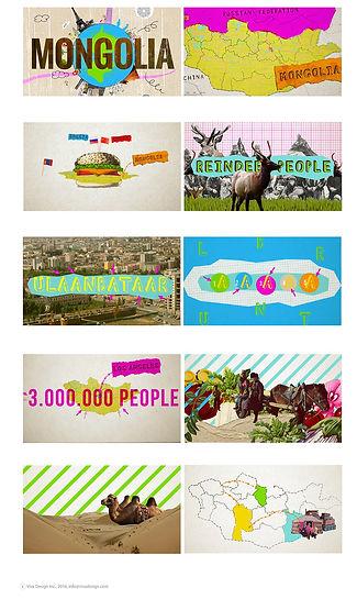 """Mongolia - """"Hello World"""" Kids Show"""
