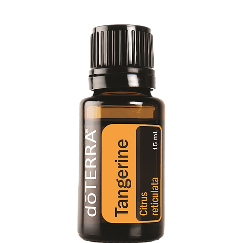doTERRA CPTG Tangerine Essential Oil 15mL