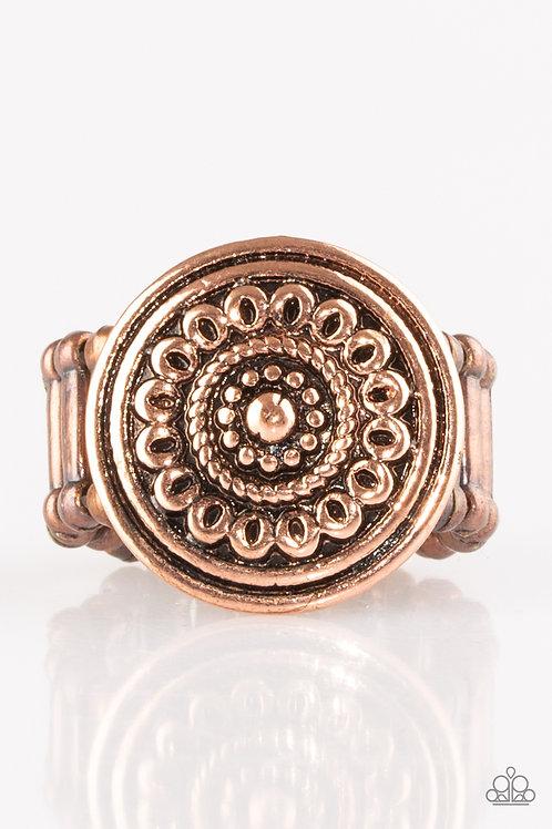 Seasonal Shine Copper