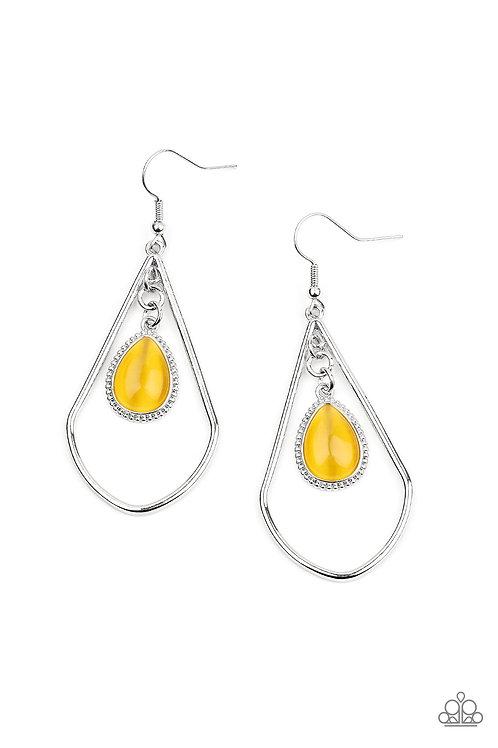 Ethereal Elegance   Yellow