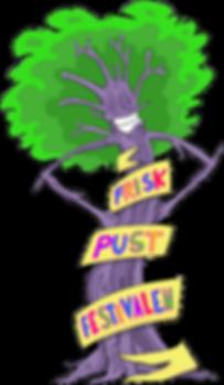 Friskpustfestivalen logo