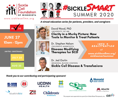 Sickle Smart Summer - June Session