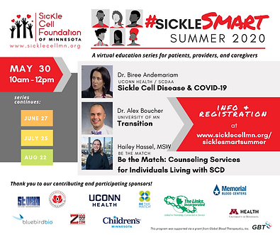 Sickle Smart Summer - May Session