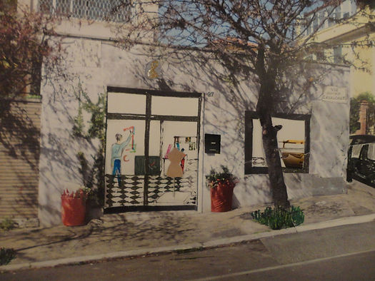 Storefront at Lo Spazio dell'Arte e Sartoria