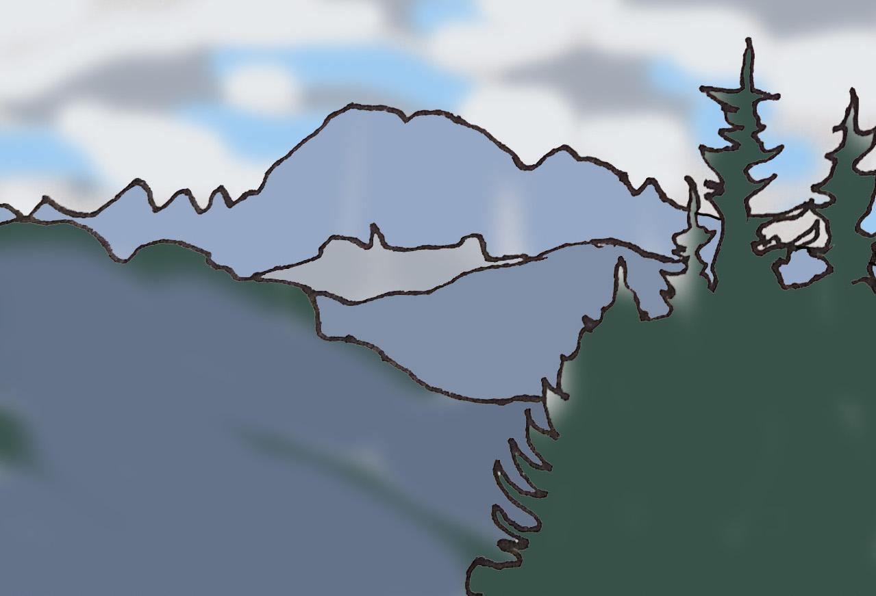Monte grafica