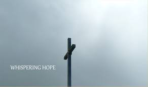 cross whispering hope