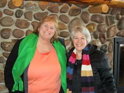 Kim Kyle-women's retreat Wisconsin