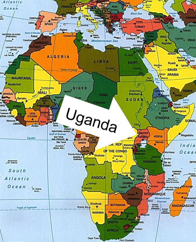 Partnering in Uganda