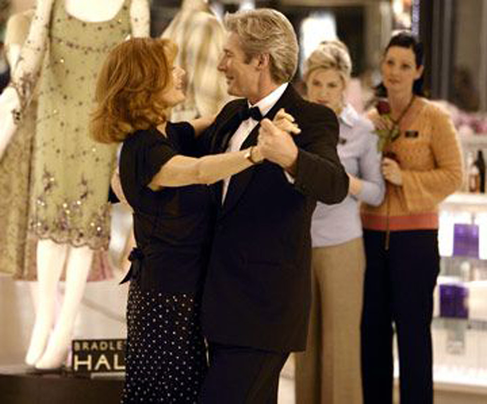 Shall We Dance scene from movie
