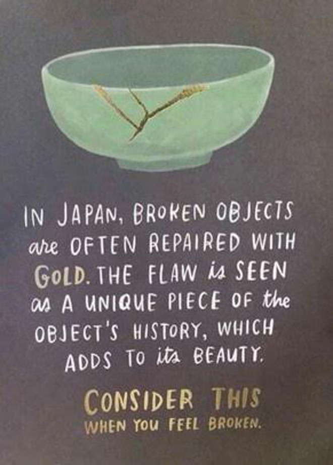 japanese pottery repair
