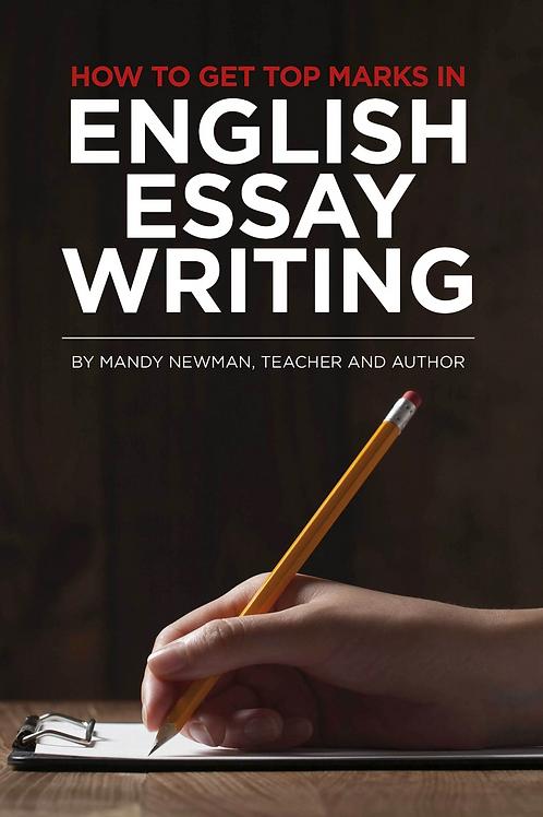 English Essay Writing Hard Copy