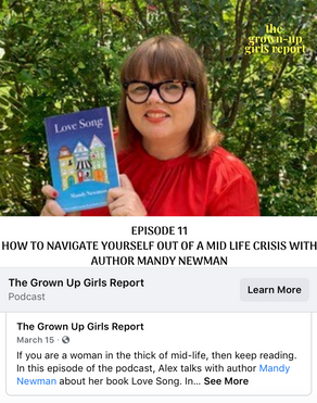 The Grown Up Girls Report Podcast