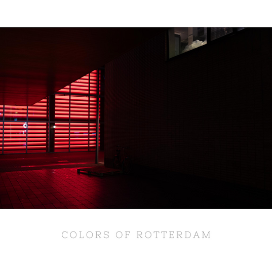 Colors of Rotterdam