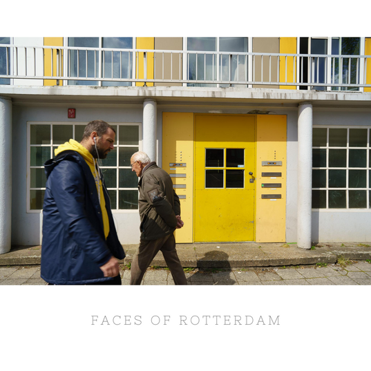 faces of rotterdam