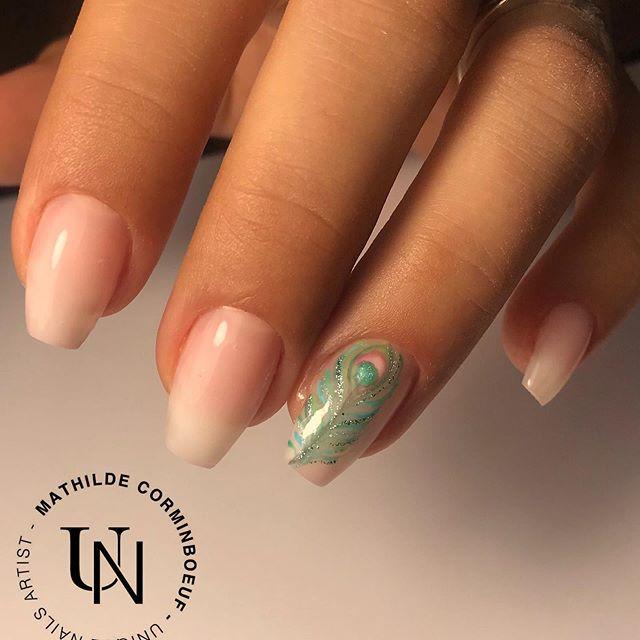 #instanails #nailstagram #babyboomer #un