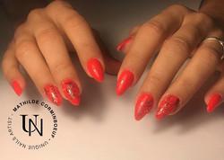 Remplissage gel Unique Nails _Cover one,