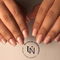 Remplissage unique Nails 😊_Acrygel peac