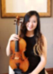 Rebecca Lo piano teacher viola teacher violin teacher