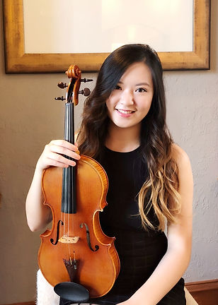 Rebecca Lo piano teacher viola teacher violin teacher