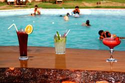 Luxury Poolside Experience