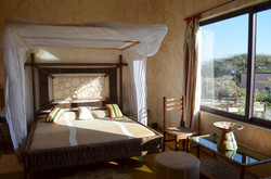 Lakefront Villa Bedroom