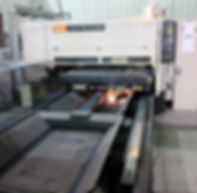 Mazak Laser Table