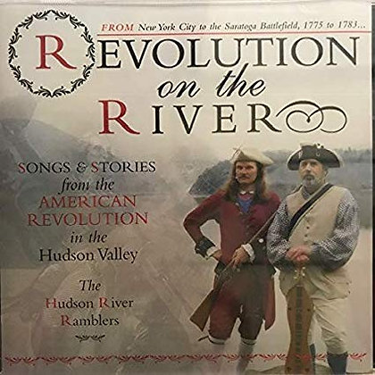 CD- Revolution on the River