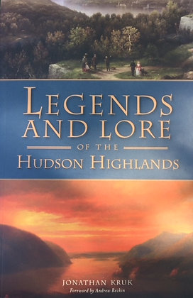 Book - Legends and Lore of the Hudson Highlands