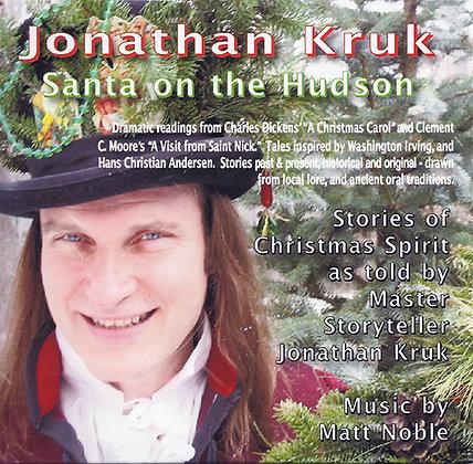 CD - Santa on the Hudson by Jonathan Kruk
