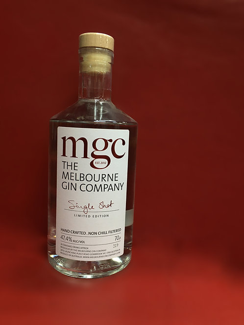 Melbourne Gin Company Single Shot