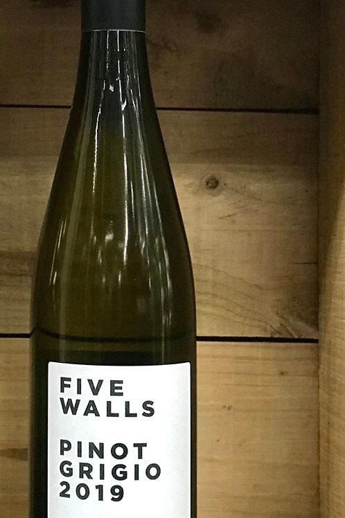 Five Walls Pinot Grigio