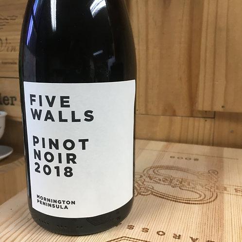 Five Walls Pinot Noir