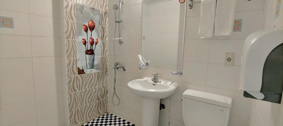 所有客房皆設有個人衛浴