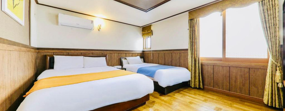 【Room Type】 Triple Room