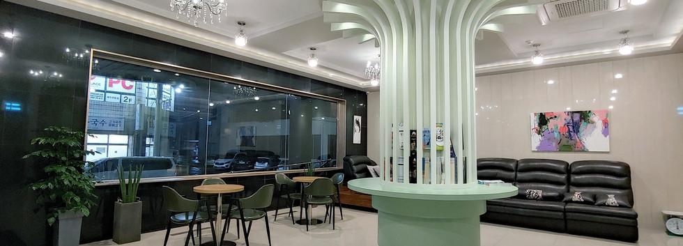1樓公共休息空間