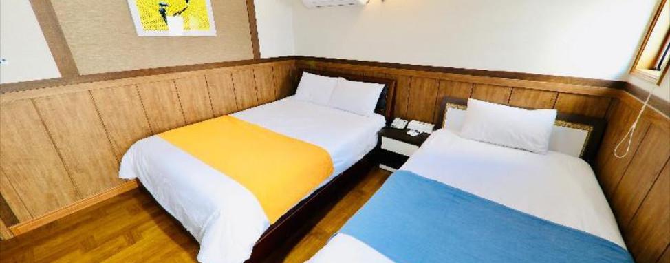 【Room Type】 Twin Room