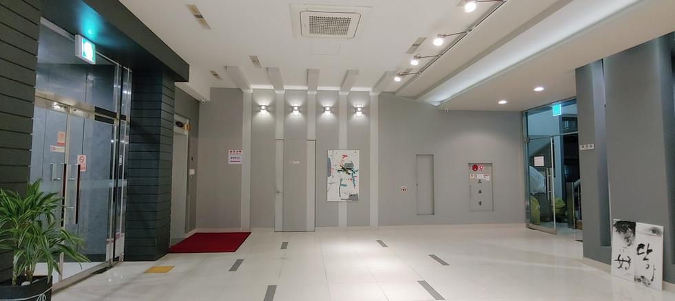 1樓大廳 及 藝廊展示空間