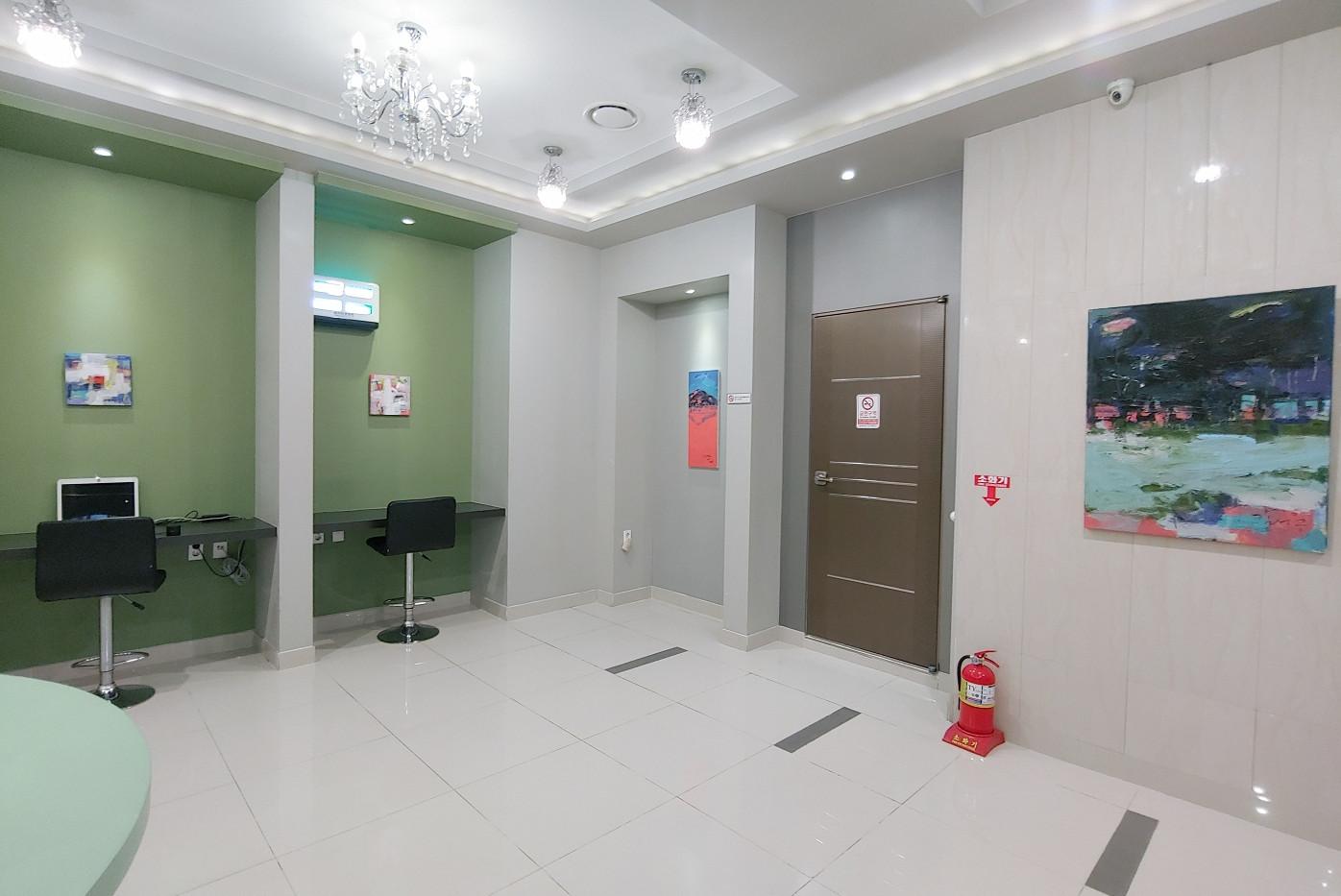 1樓商務空間