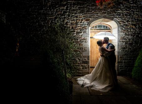 Lanelay Hall wedding