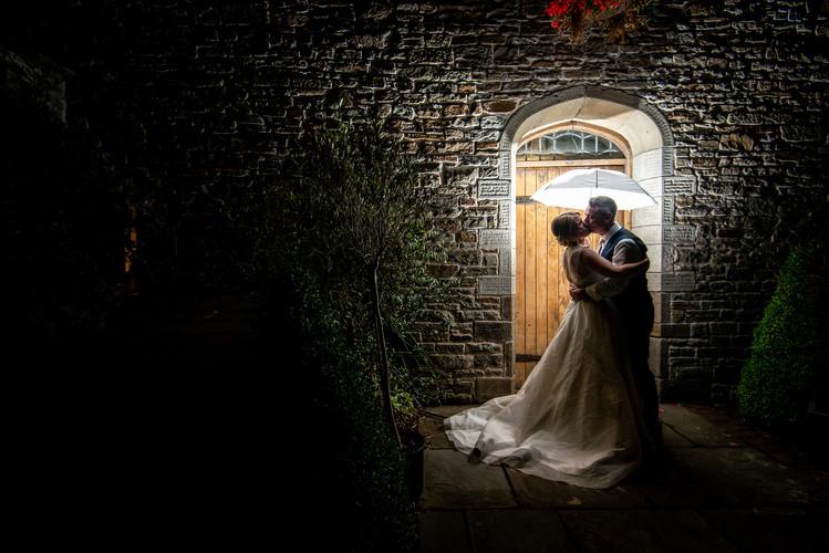 Lanelay Hall Wedding- Lorraine and Jeff