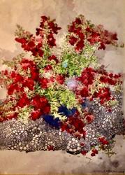 Chen Chi - Still Life Flowers 4