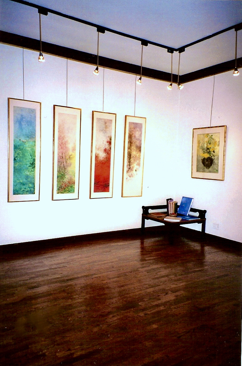 Chen Chi's Four Seasons at the Gallery