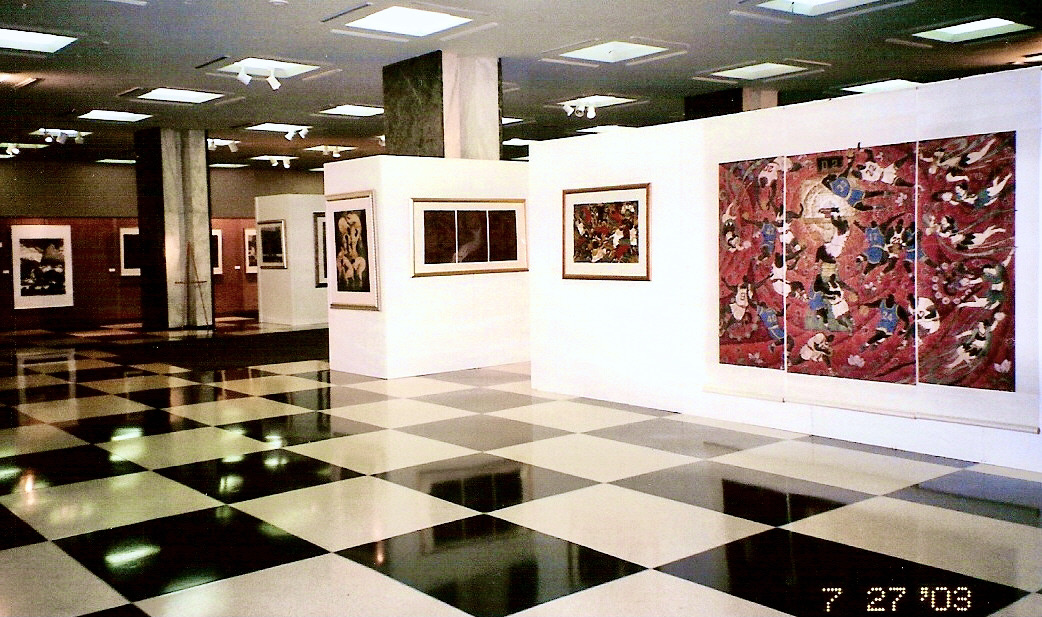 CCF UN Exhibition'03