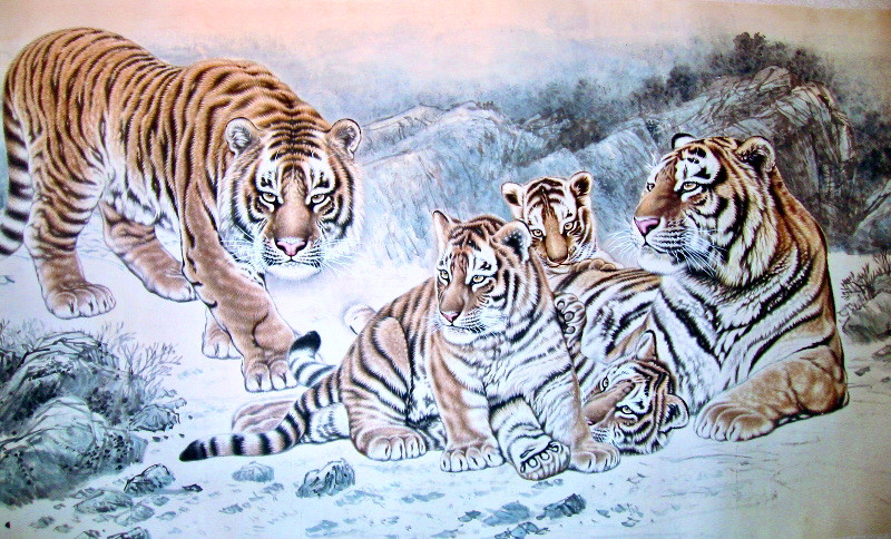 Five Tigers of Happiness.jpg