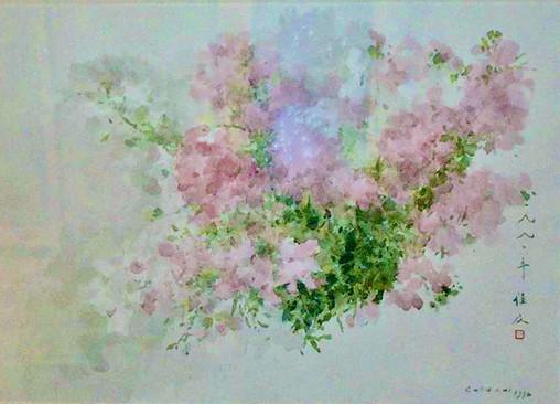 Chen Che - Still Life Flowers 3