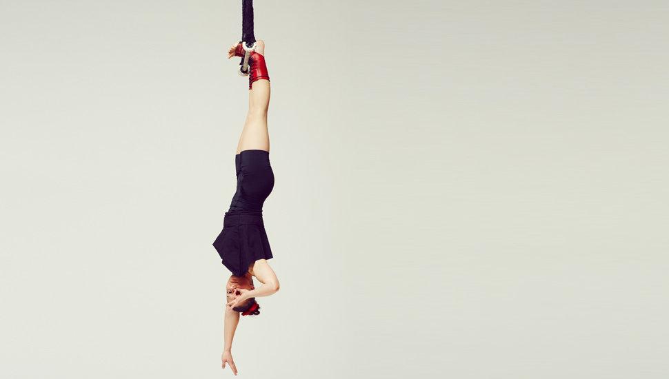 Chiara Zubiani, Static Trapeze Artist, Trapeze Artist, Circus Artist, Circus Performer, Aerialist, Circus