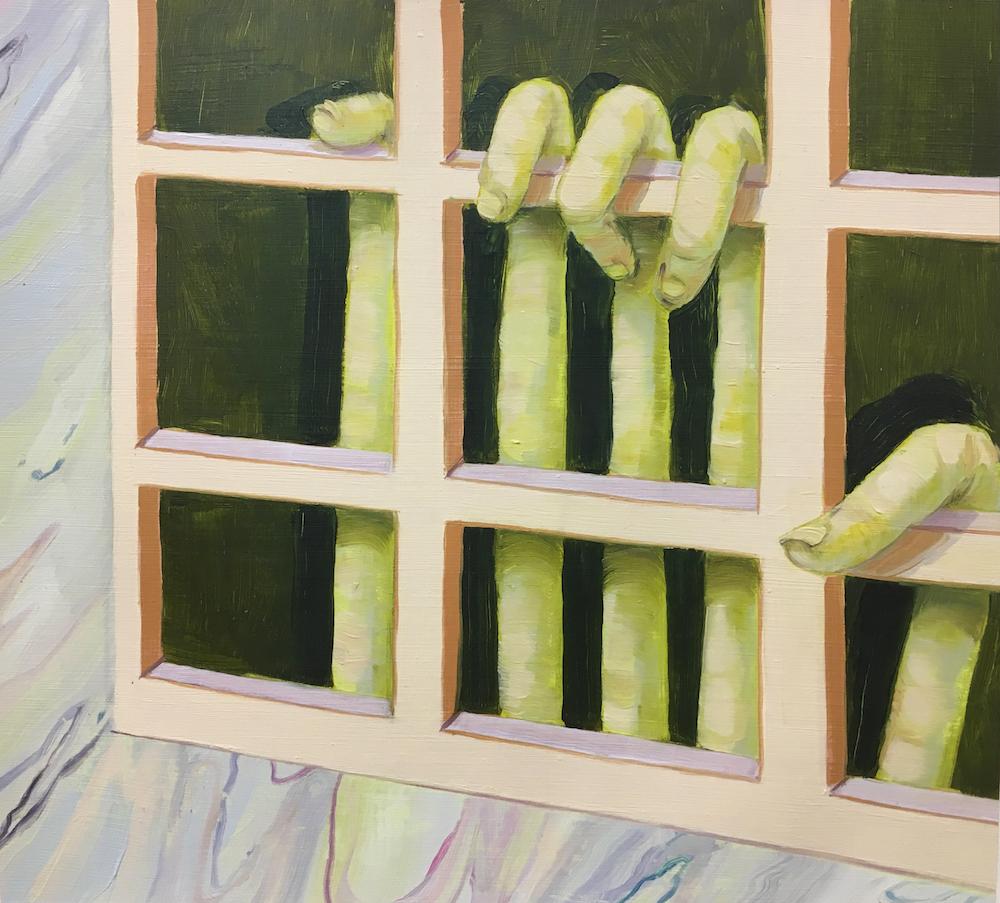 Green Finger Grid